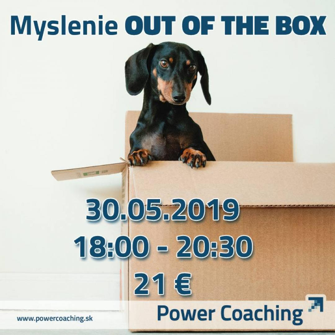 Workshop: Myslenie out of the box