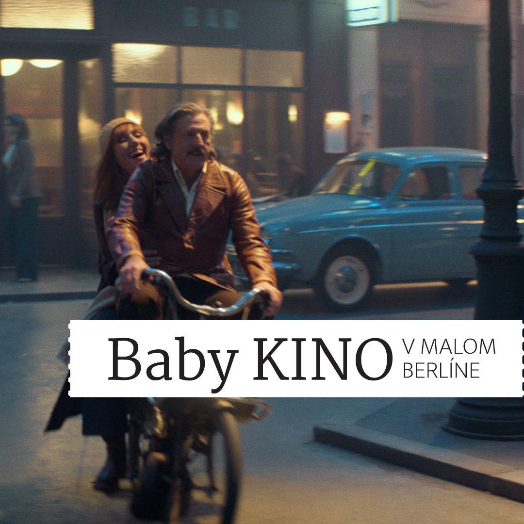 Baby kino: Zažiť to znovu / Trnava