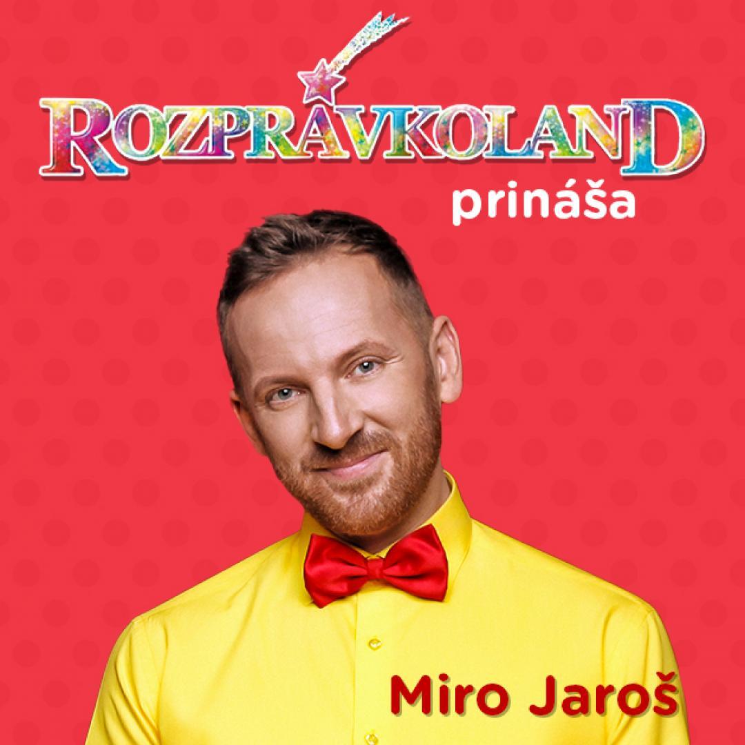 Miro Jaroš - Bratislava Rača