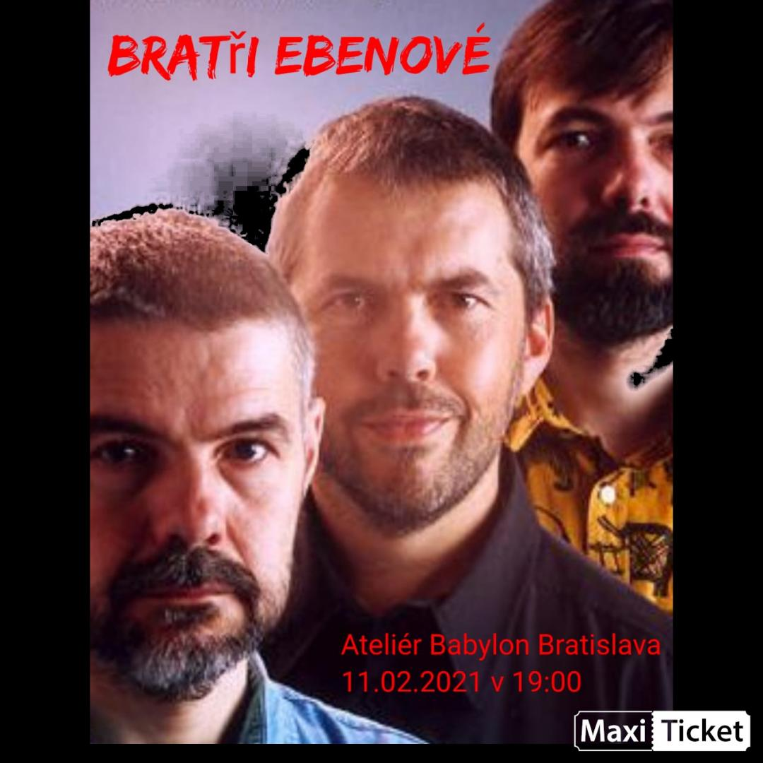 Bratři Ebenové / Bratislava