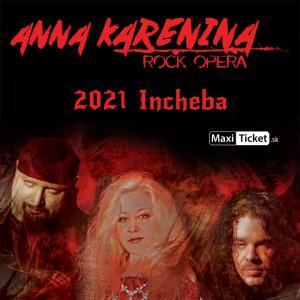 Anna Karenina - RockOpera / Bratislava