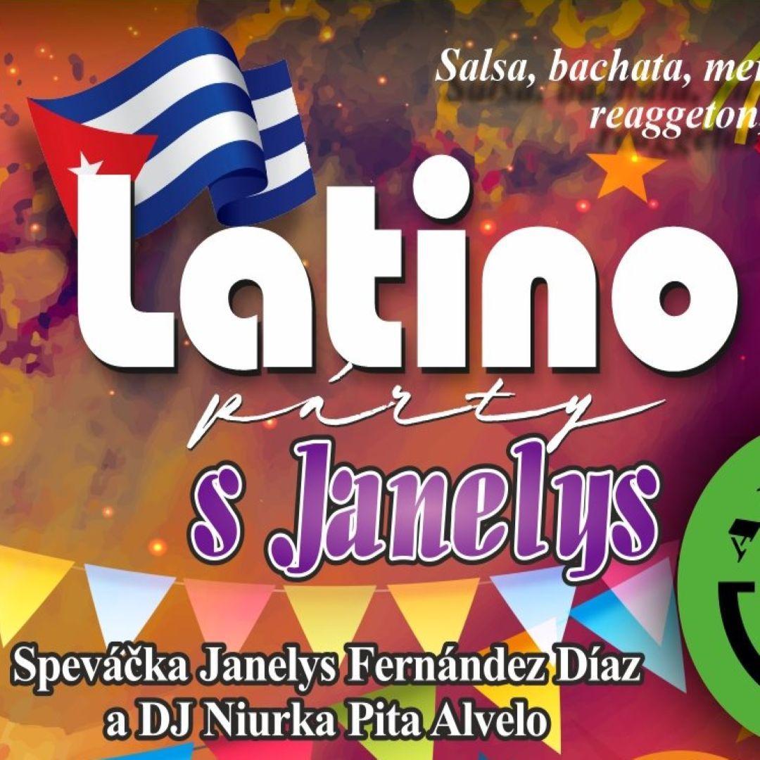 Latino párty - Janelys Fernández Diaz a DJ Niurka