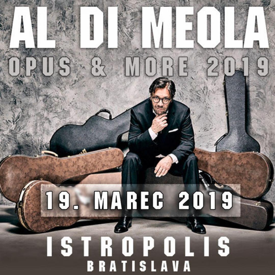 Al Di Meola - Opus & More 2019