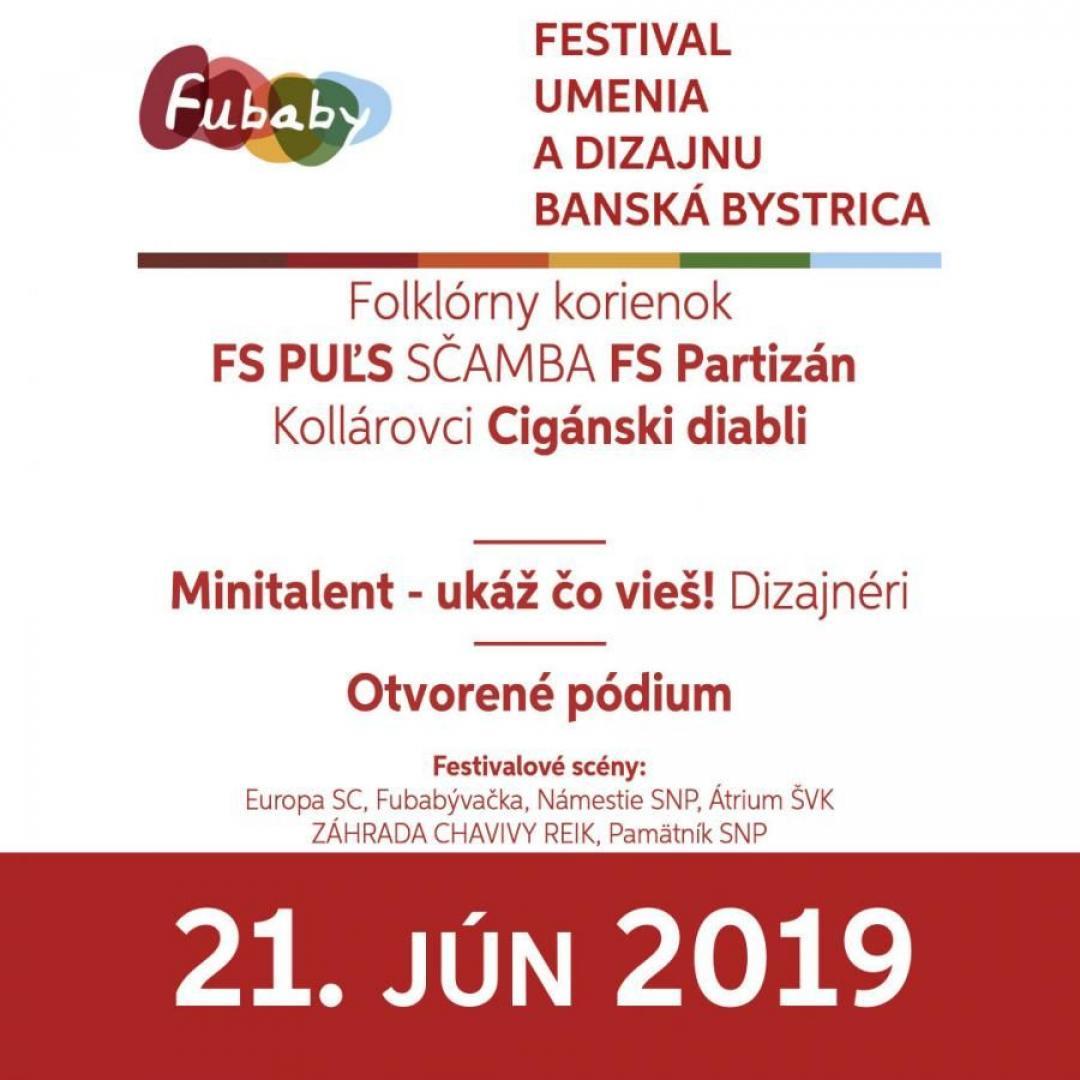Fubaby 17. - 22. jún 2019, Piatok