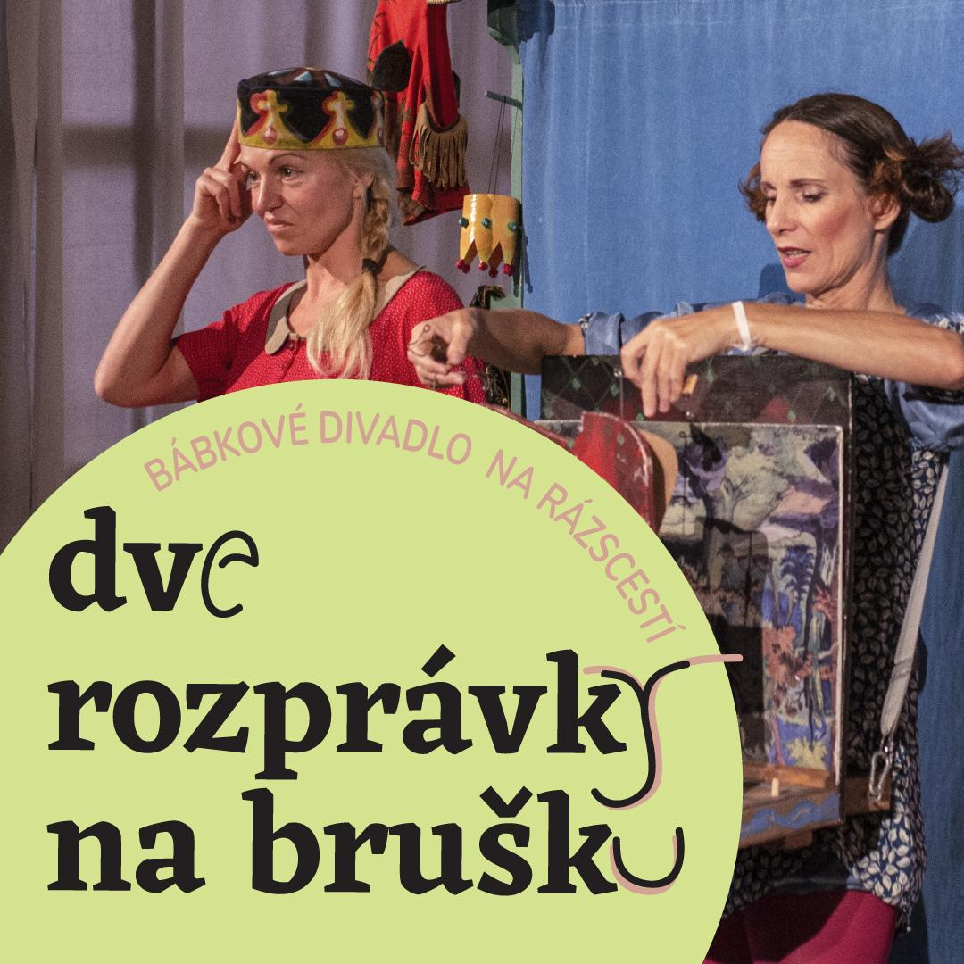 Bábkové divadlo na rázcestí: Dve rozprávky na brušku / Trnava