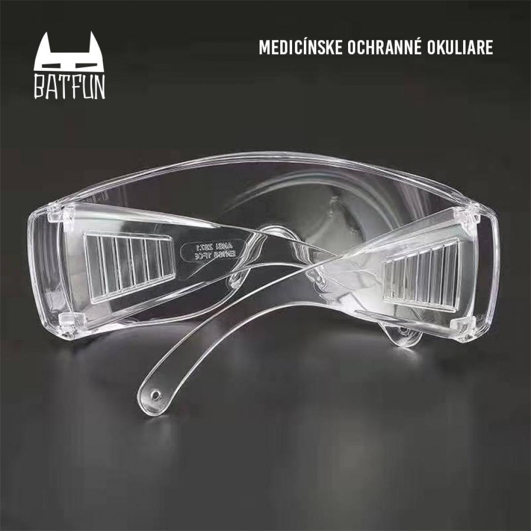 BAT FUN - Ochranné okuliare