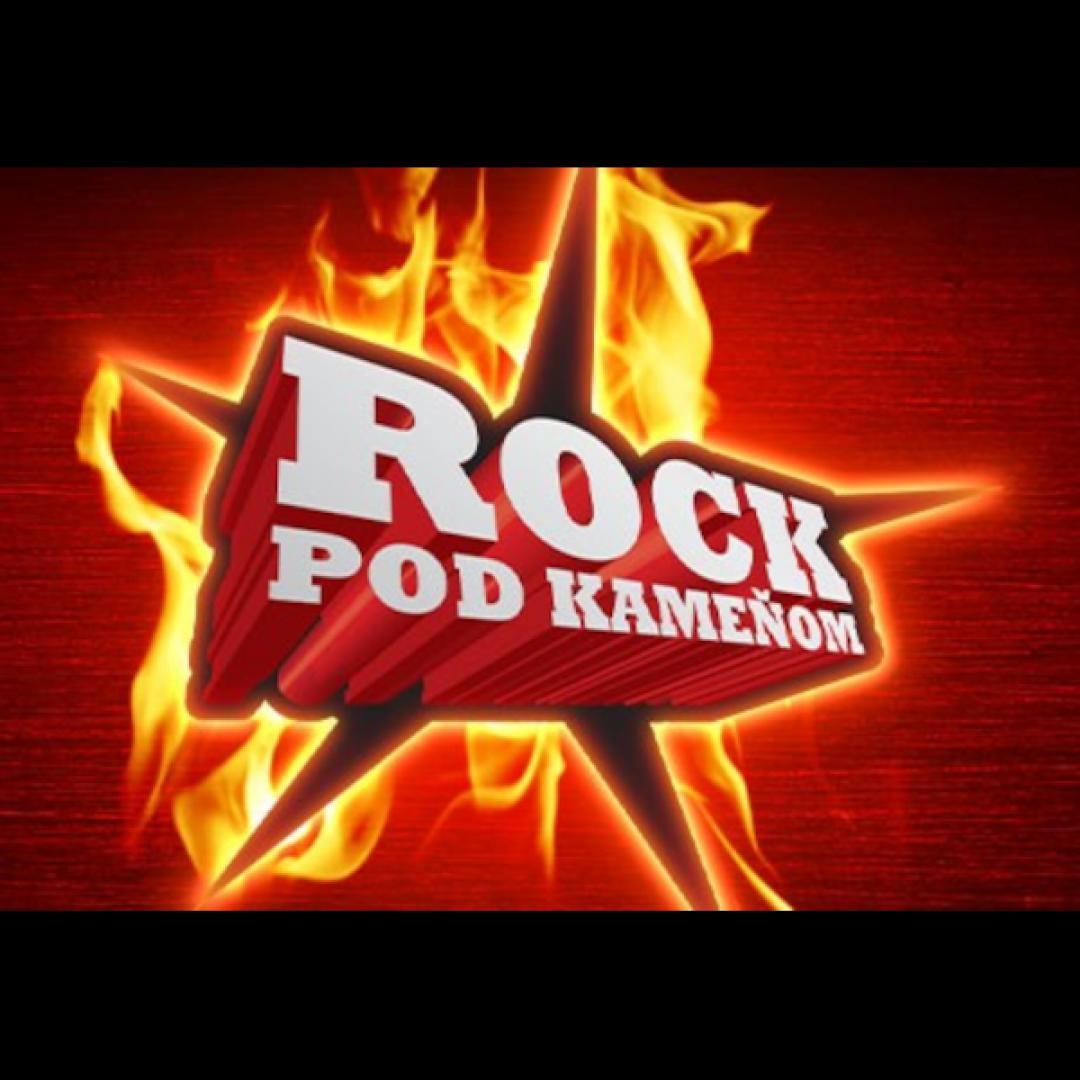 ROCK POD KAMEŇOM 22.7 - 24.7.2021