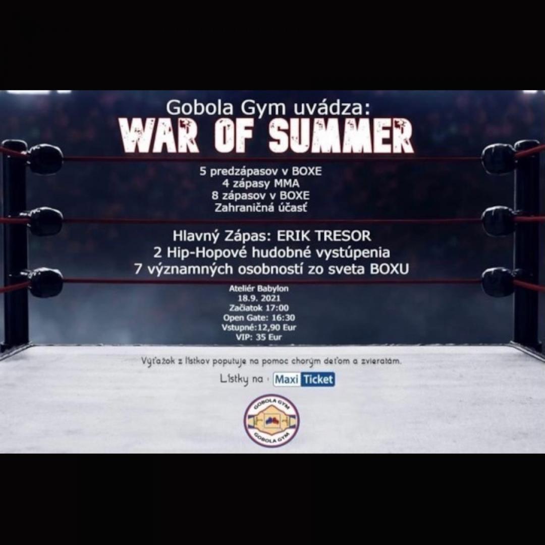 War of summer