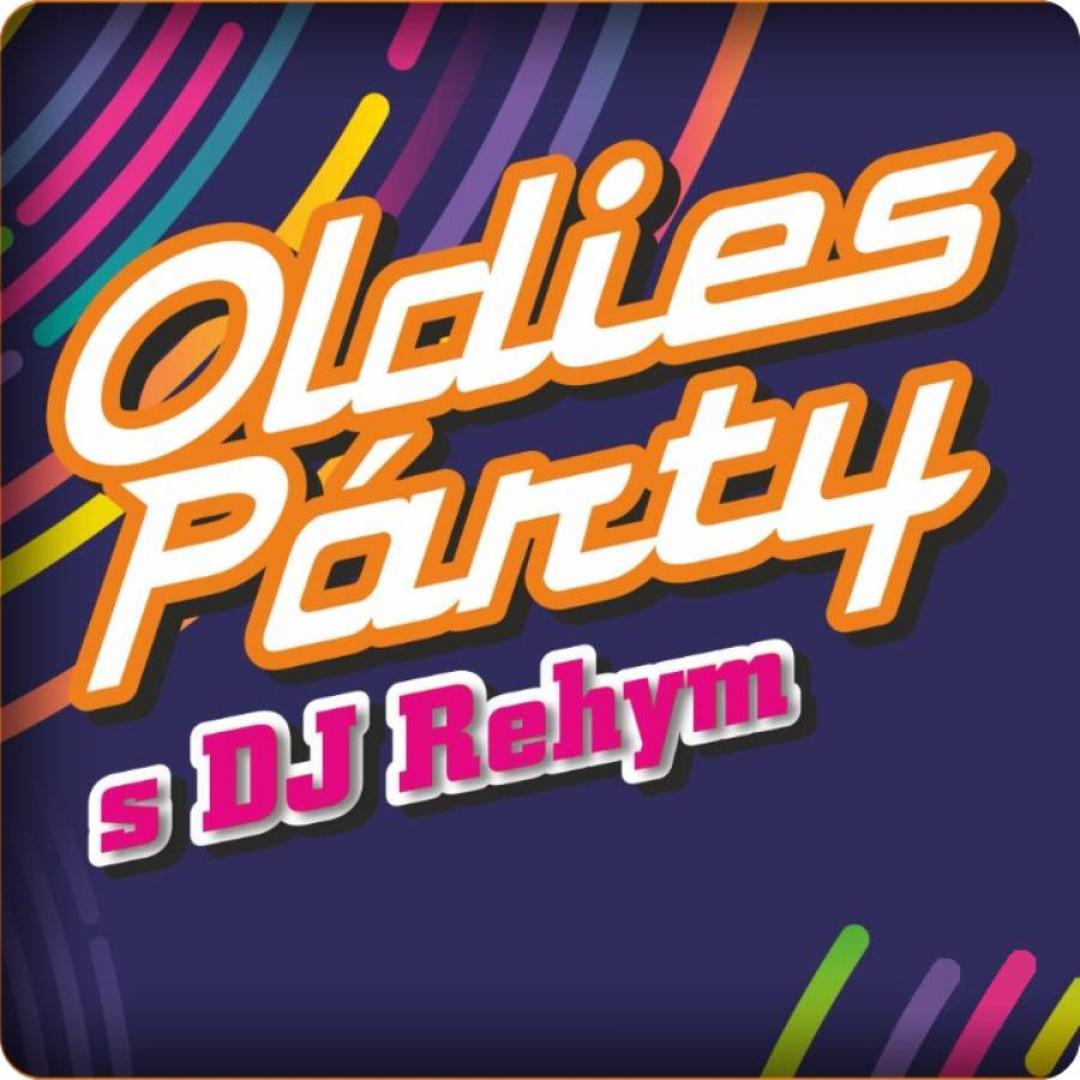 Oldies Párty s DJ REHY