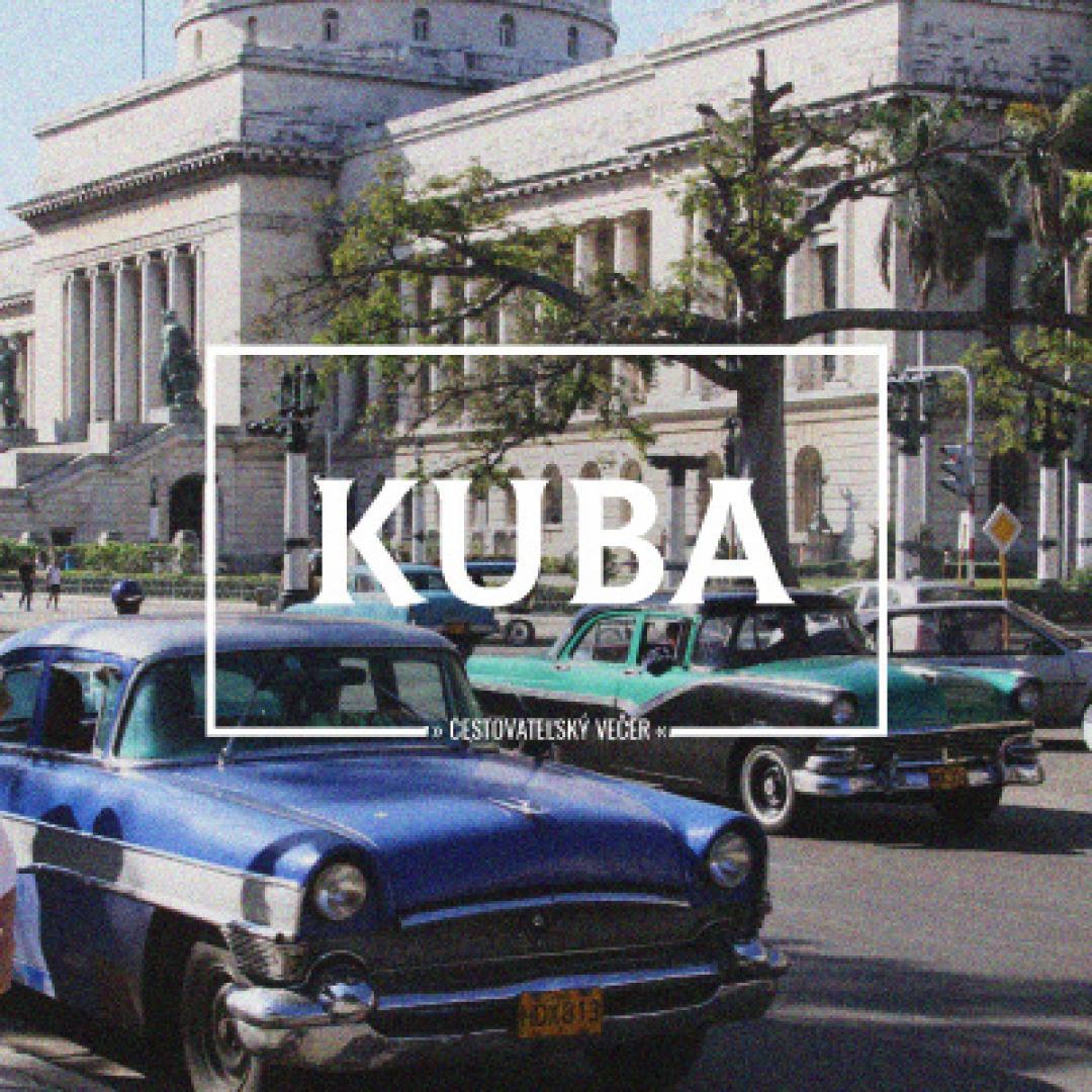 Cestovateľský večer | Kuba