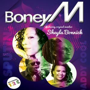 BONEY M feat. original member Sheyla Bonnick