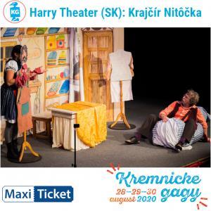 Harry Theater: Krajčír Nitôčka