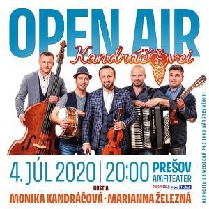 Kandráčovci a hostia / Prešov