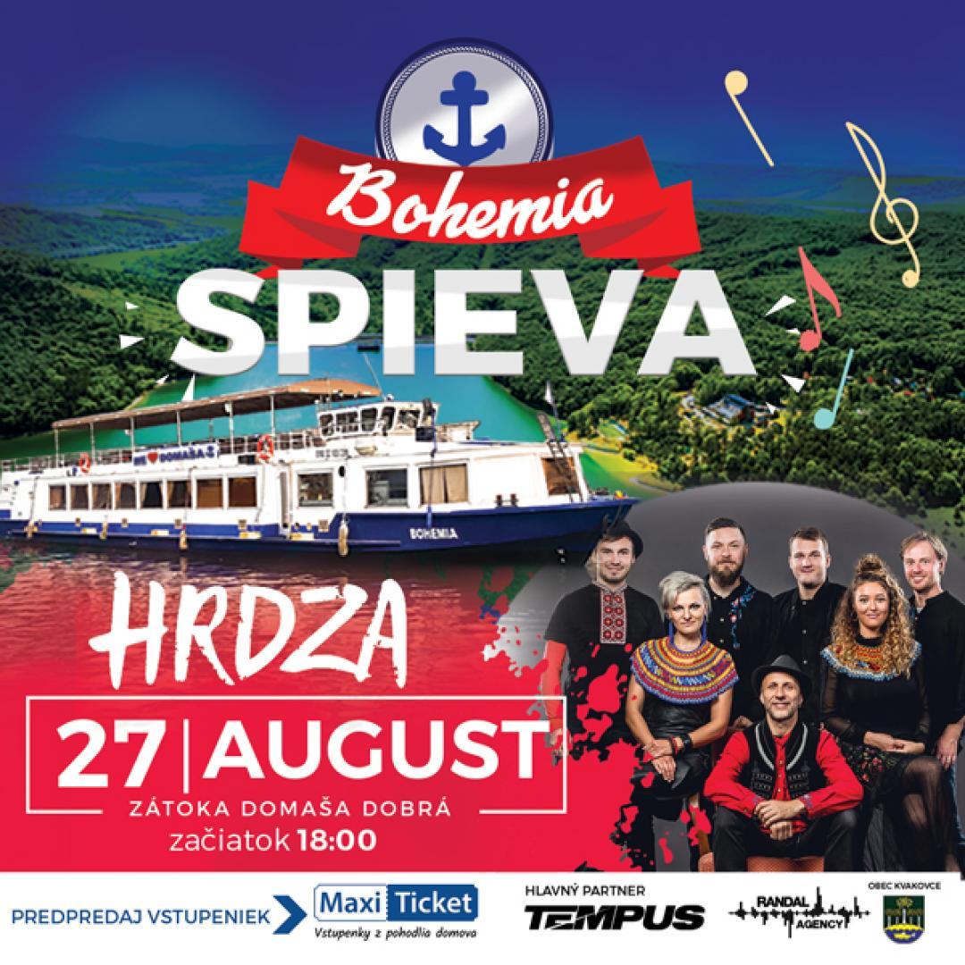Bohemia spieva / Hrdza / Domaša