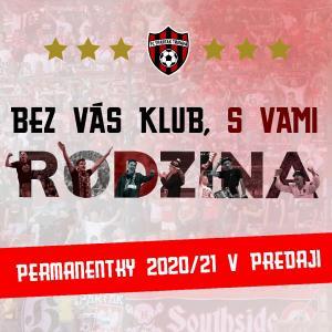 Permanentka 2020/2021