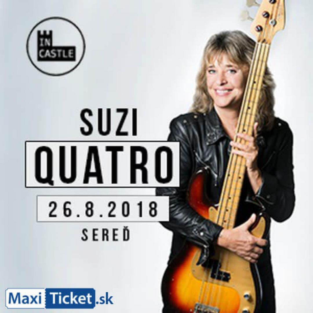 Suzi Quatro - IN Castle