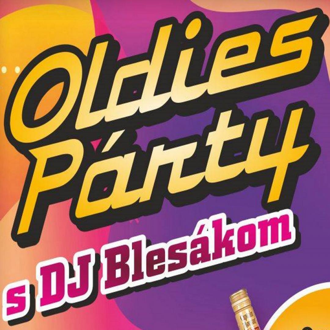 Oldies Párty s DJ Blesák