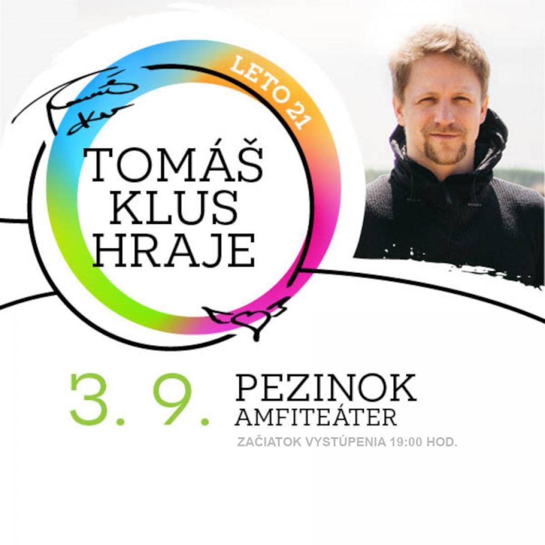 TOMÁŠ KLUS / PEZINOK
