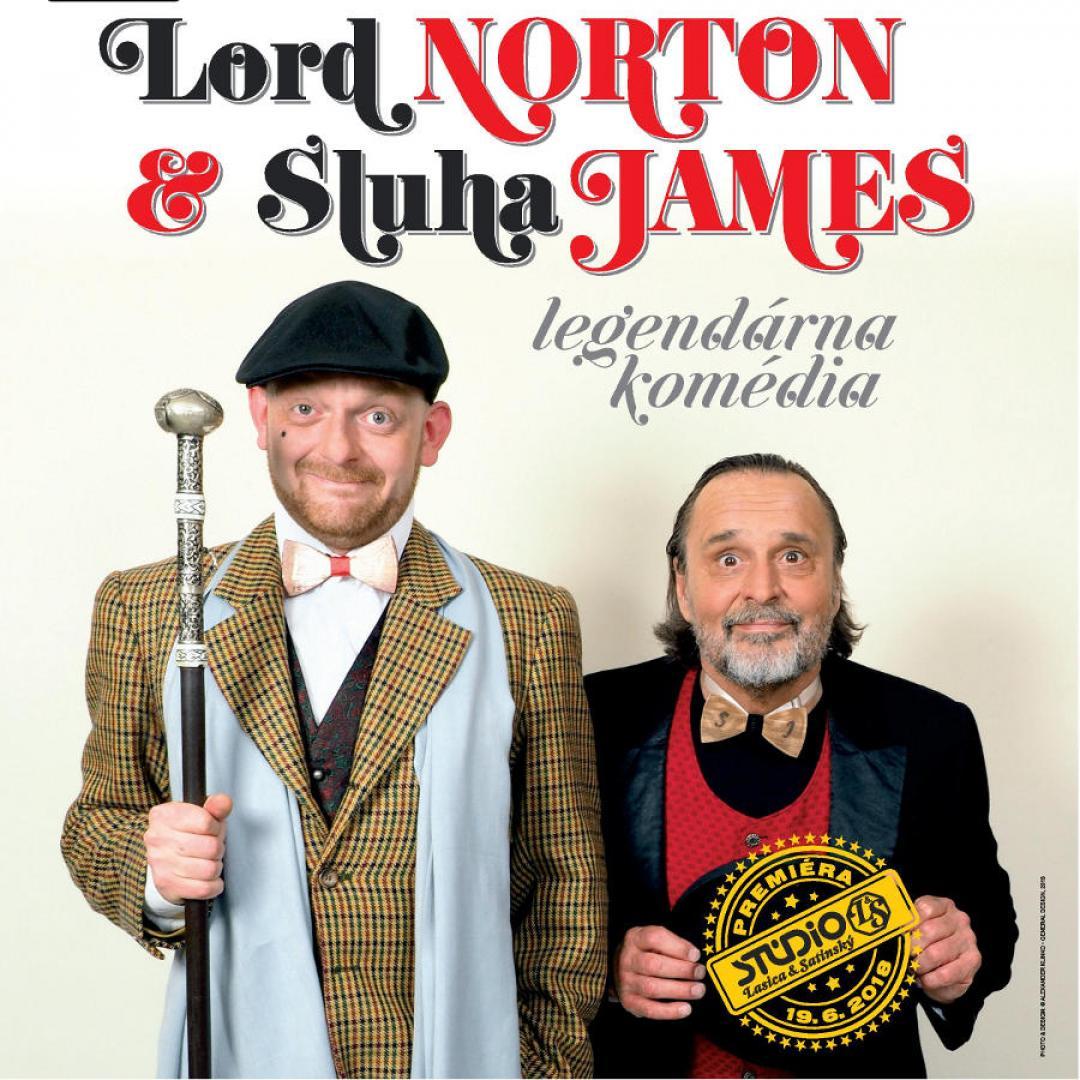 Lord Norton a Sluha James (Po dvadsiatich rokoch), TN