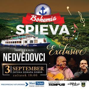 Bohemia spieva EXCLUSIVE / Nedvědovci / Domaša