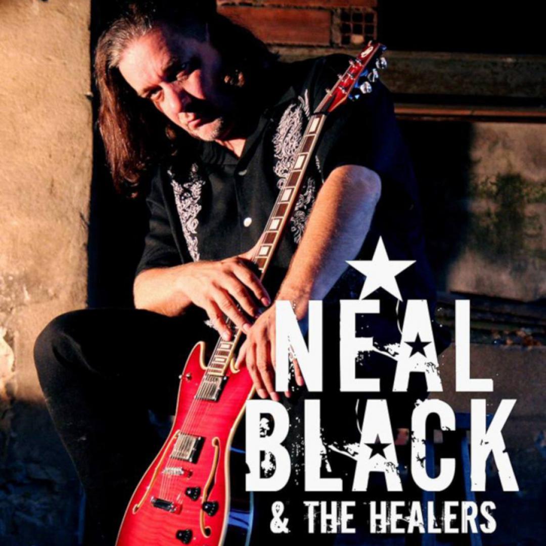 Neal Black & the Healers / Nitra