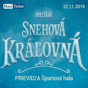 Snehová Kráľovná - muzikál / Prievidza