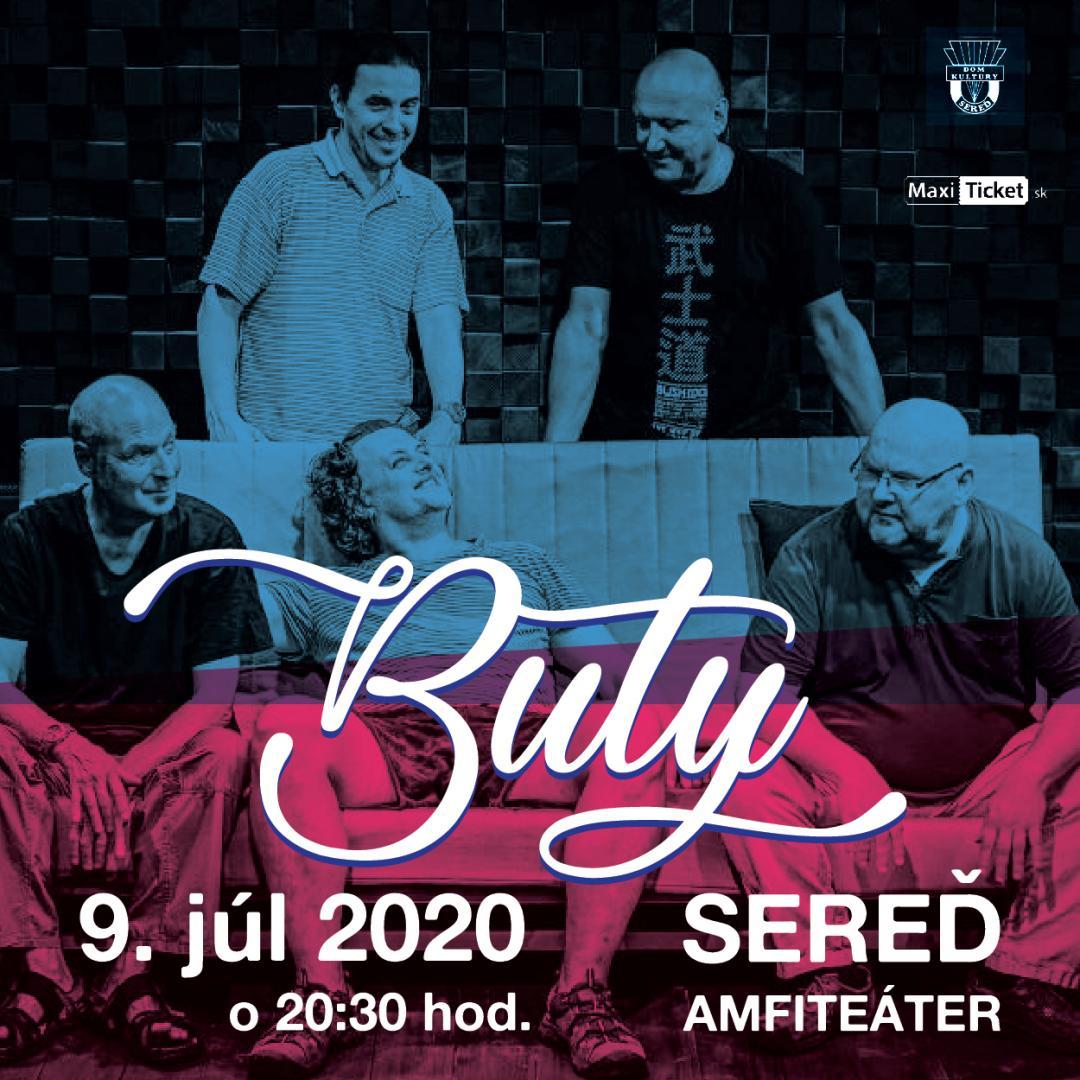 Buty / Sereď
