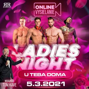 LADIES NIGHT U TEBA DOMA