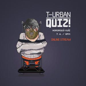 Hororový Turban Quiz STREAM