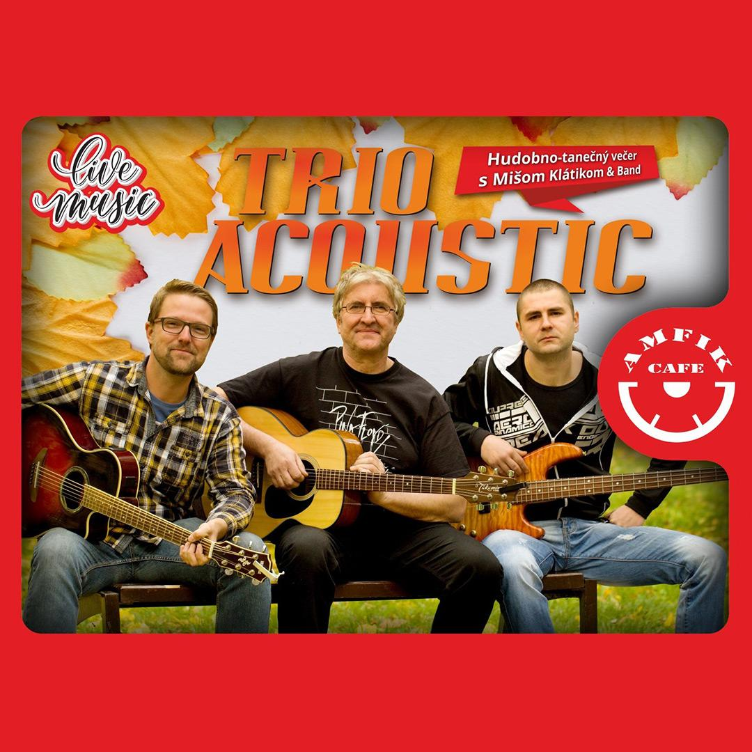 Trio Acoustic - Amfikcafe