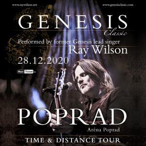 Genesis classic / Poprad