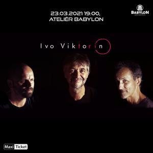 Ivo Viktorin Trio / Bratislava