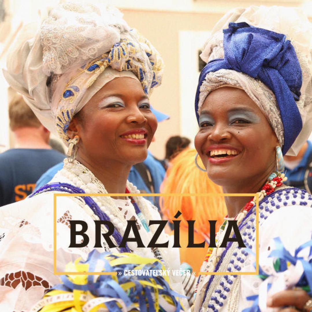 Cestovateľský večer: Brazília