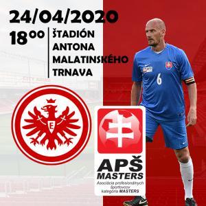Výber APŠ Masters vs. Eintracht Frankfurt (U35) / Trnava