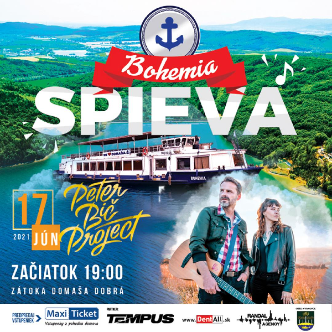 BOHEMIA SPIEVA / Peter Bič Project