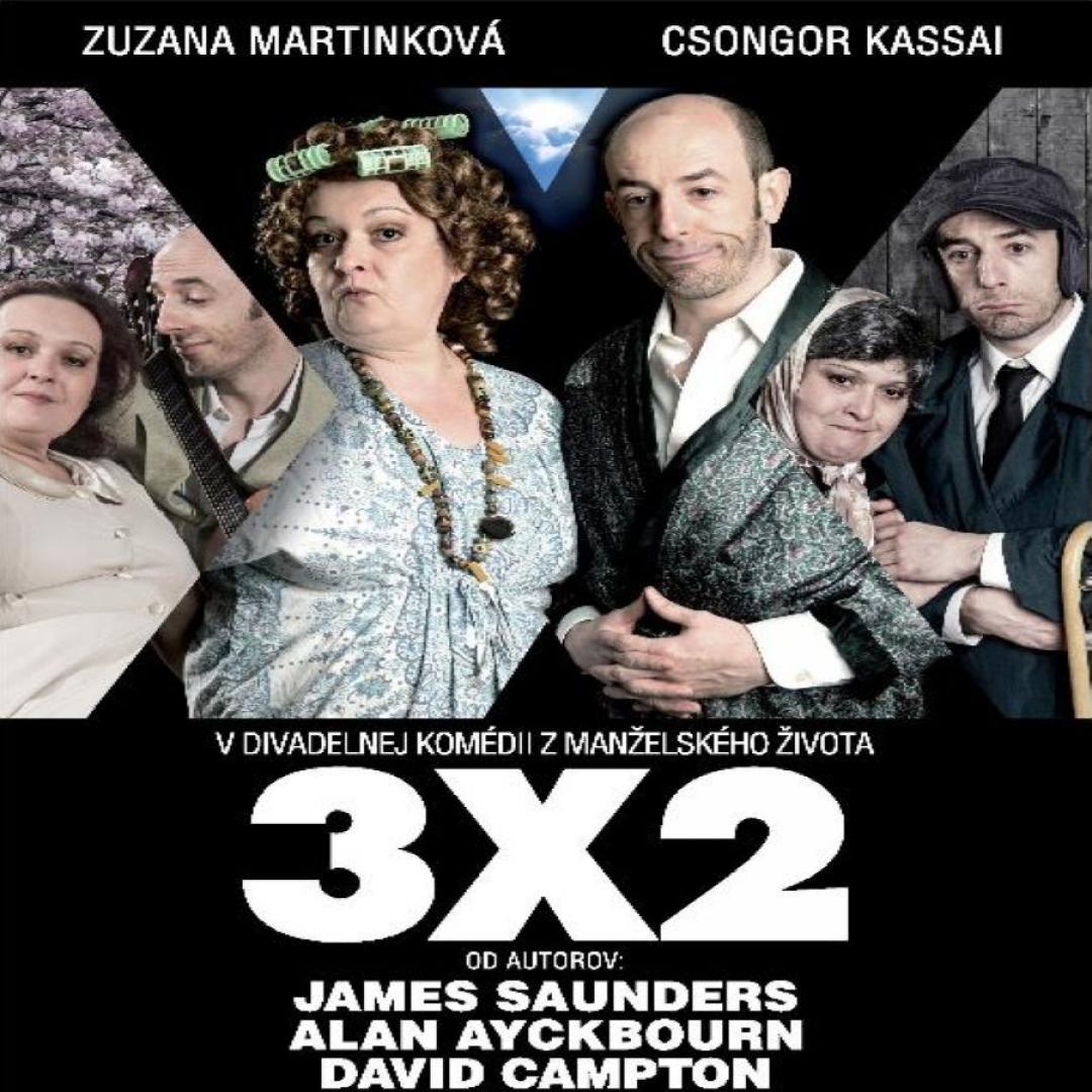 Komédia 3x2 / Martin