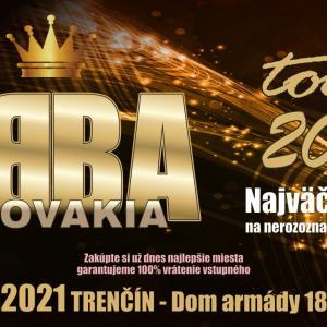 ABBA SLOVAKIA TOUR 2021