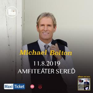 Michael Bolton (US) / In Castle 2019