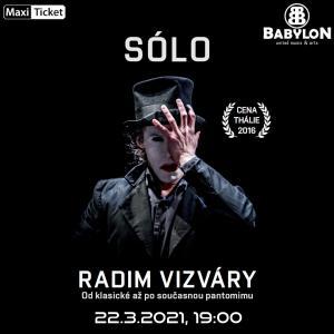 Radim Vizváry, Sólo / Bratislava