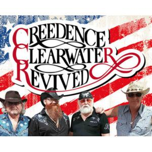 Creedence Clearwater Revived - Amfiteáter Sereď