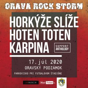 Orava Rock Storm 2020