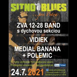 Festival SITNO BLUES ... pre Petra