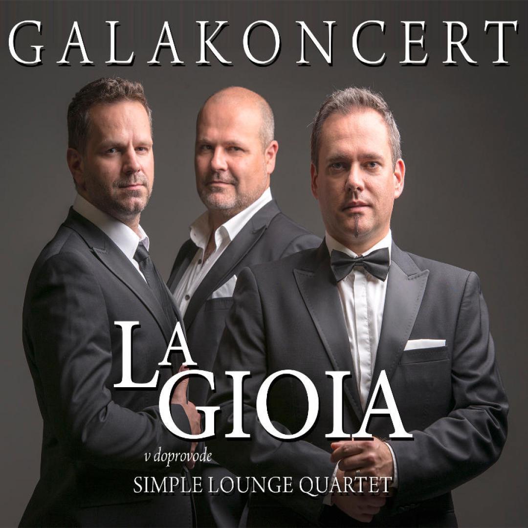 La Gioia - galakoncert