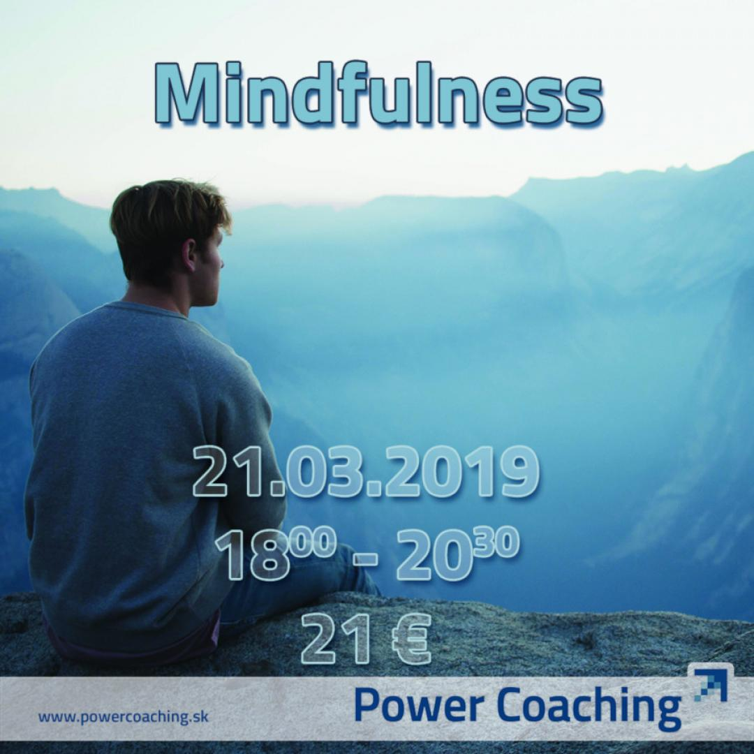 Workshop: Mindfulness