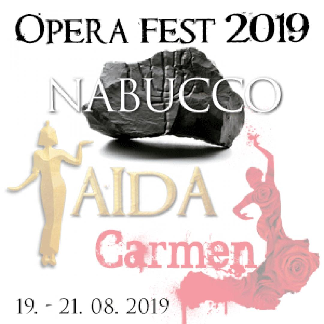 Nabucco - Opera Fest 2019 / Praha