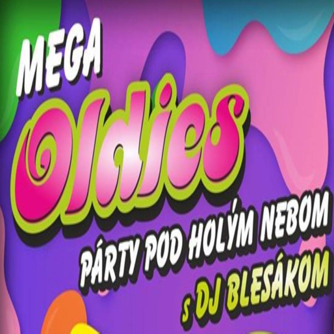 Mega Oldies Párty s DJ Blesák- Amfik Trnava
