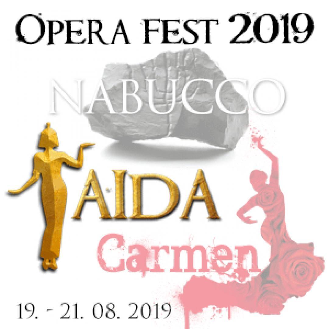 Aida - Opera Fest 2019 / Praha
