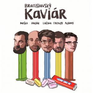 Bratislavský Kaviár Júlový NAŽIVO