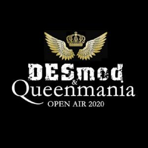 Desmod & Queenmania - Open Air Tour 2020 / Košice